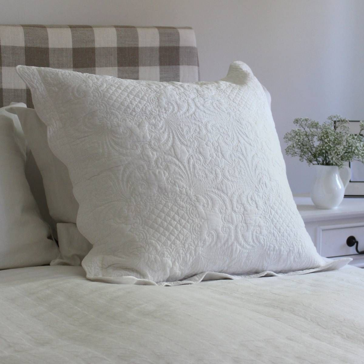 big square pillows online