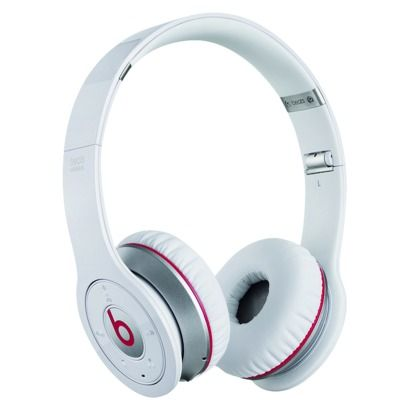 Beats By Dr Dre Wireless Over Ear Headphones White 900 00010