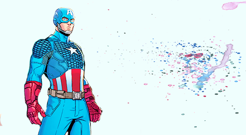 Cap in Young Avengers #2