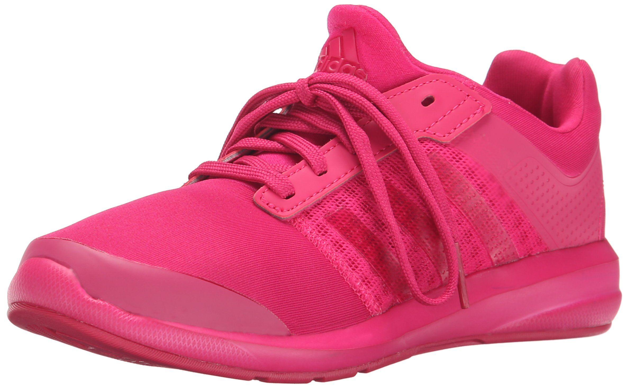 innovative design ae003 d0564 adidas Performance S-Flex K Running Shoe ,Bold Pink Bold Pink,10.5