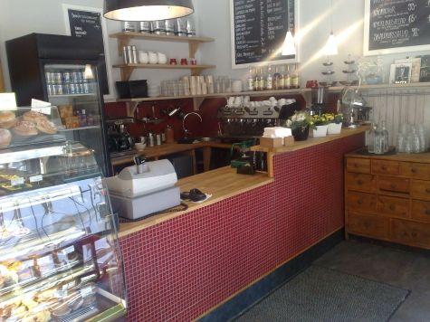 CAFEKARTAN.SE » Hartmans Cafe & Conditori » Fräscht och härliga färger