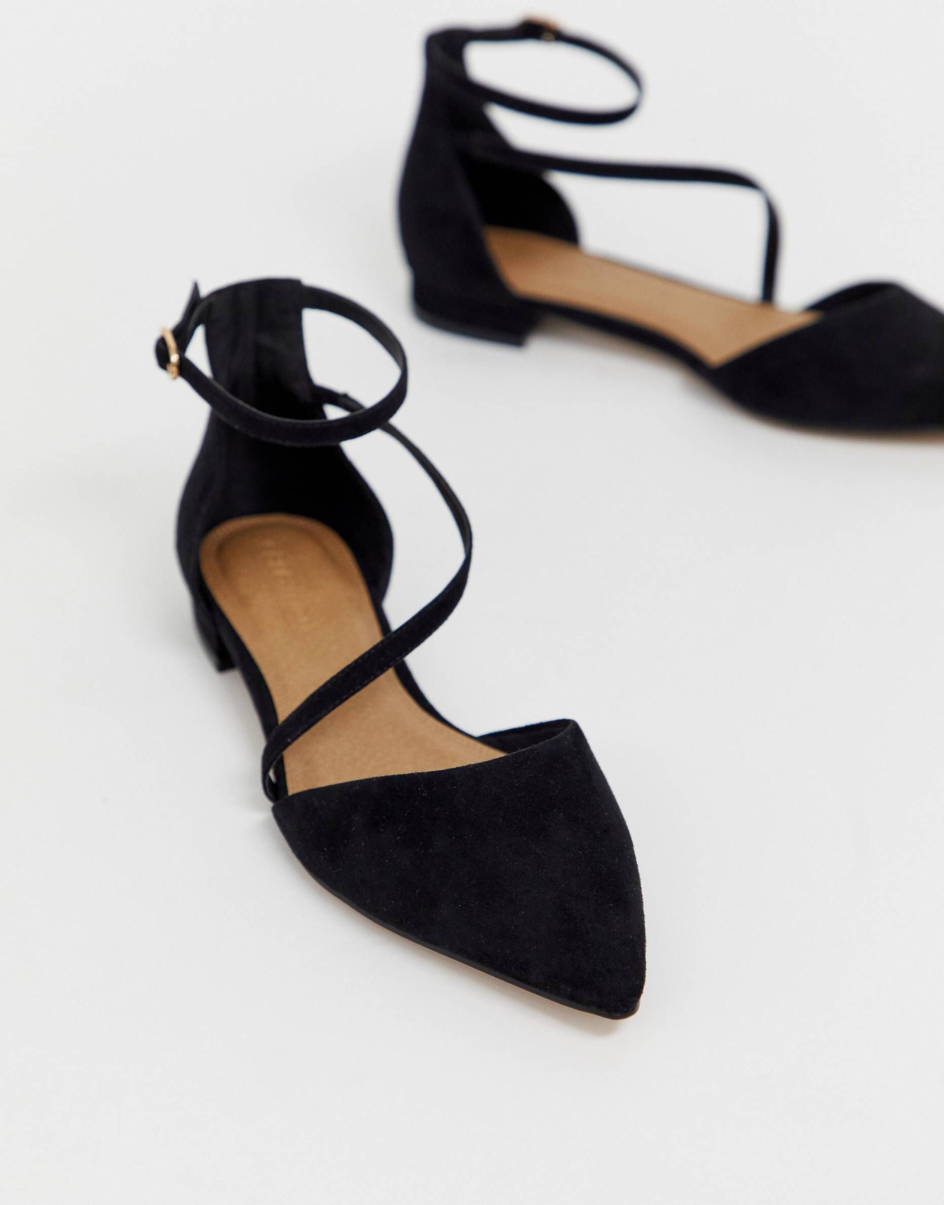 dd27abbd95fa DESIGN Lifetime pointed ballet flats in 2019