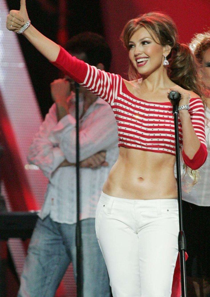 Thalia Abs Workout Motivation Earn That Body In 2019 Thalia