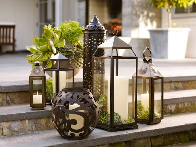 30++ Decorating with lanterns indoors ideas