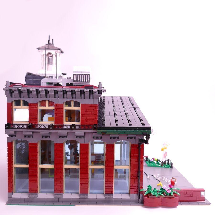 Contemporary Fire Station Lego Fire Lego Worlds Lego City