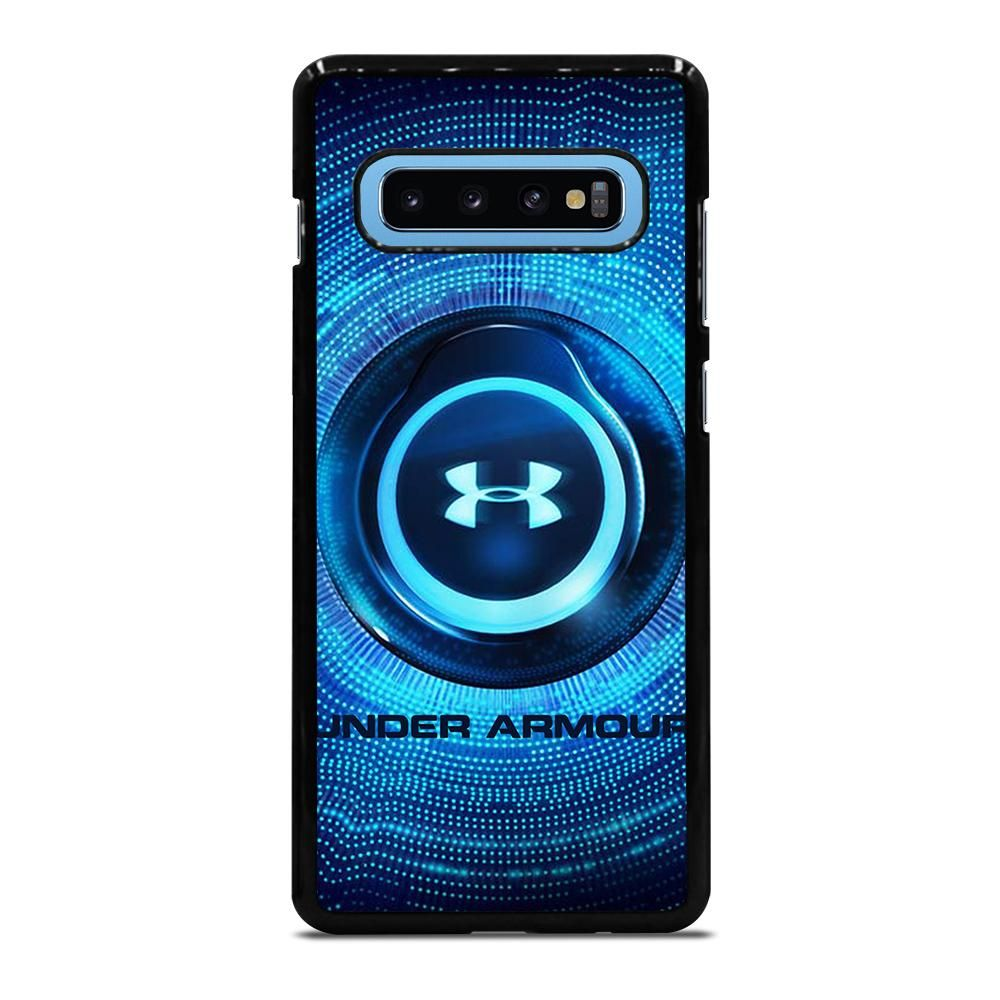 tania wyprzedaż sekcja specjalna dostępność w Wielkiej Brytanii UNDER ARMOUR LOGO Samsung Galaxy S10 Plus Case Cover ...