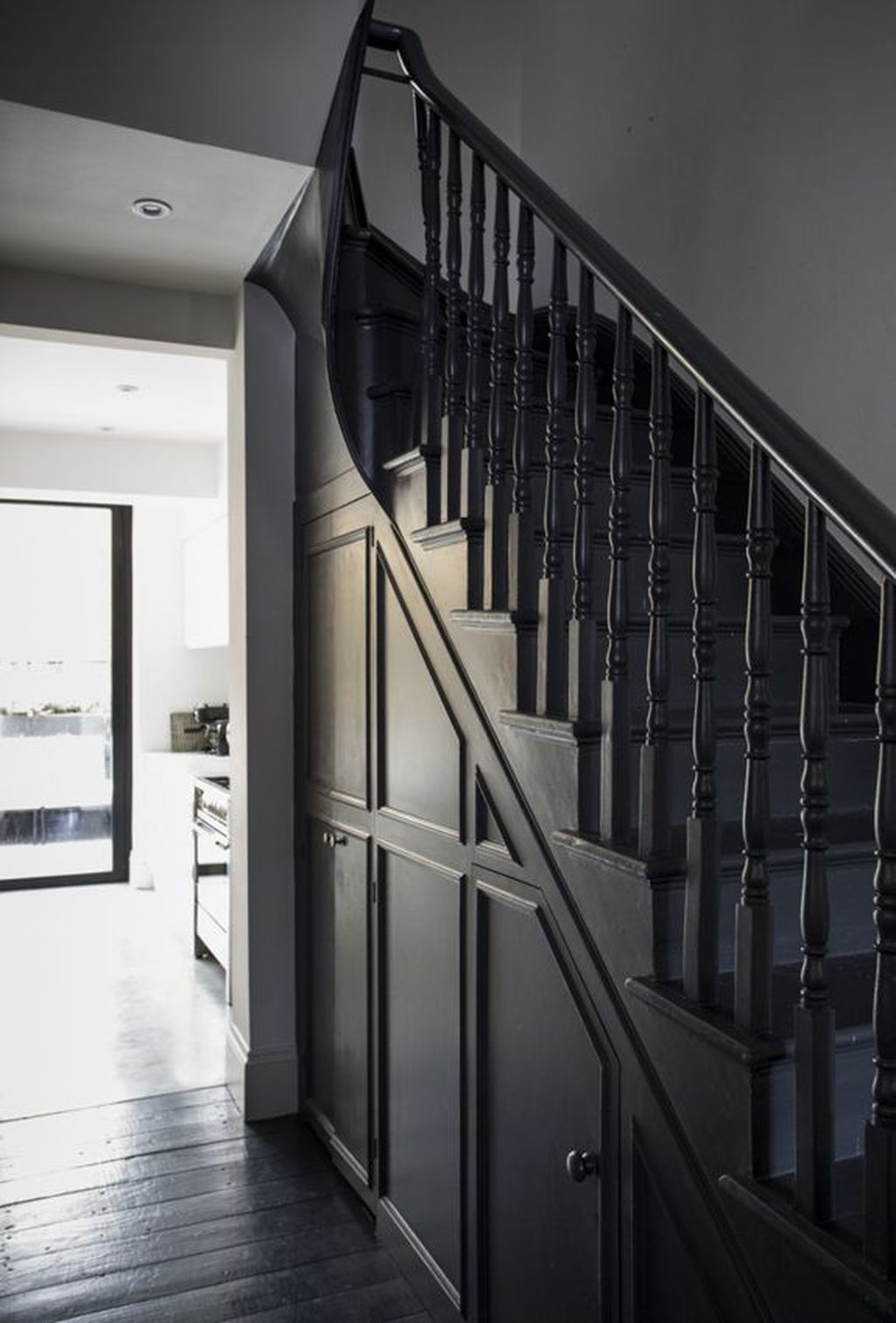 40 Amazing Wooden Stairs For Your Home Painted Staircases