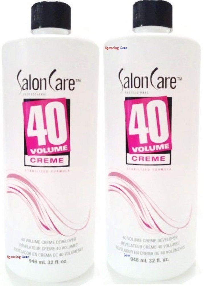 Salon Care 40 Volume Creme Developer 12 Gallon Read More Reviews