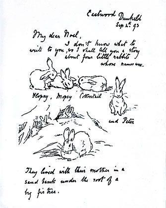 Images K60 1 Photo De Beatrix Potter Le Cottage De Gwladys Beatrix Potter Picture Letters Lettering