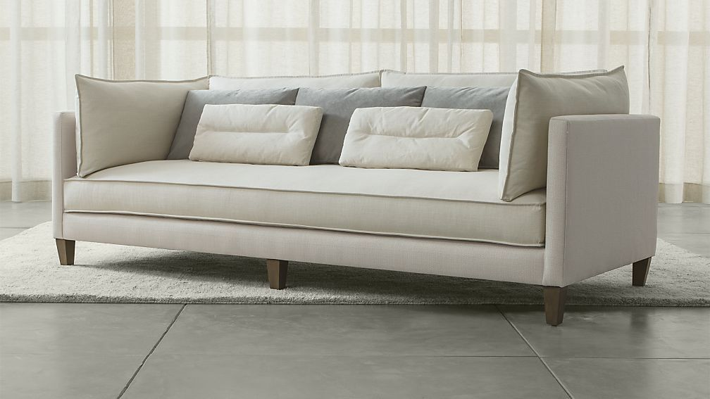 Asana Sofa Crate And Barrel Products I Love Sofa Couch Furniture
