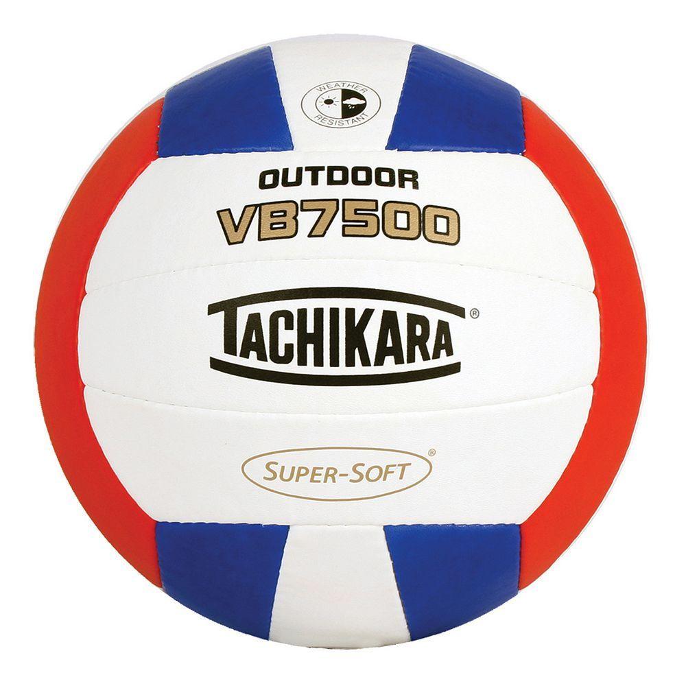 Tachikara Vb7500 Super Soft Composite Leather Outdoor Volleyball Beach Volleyball Volleyball Leather
