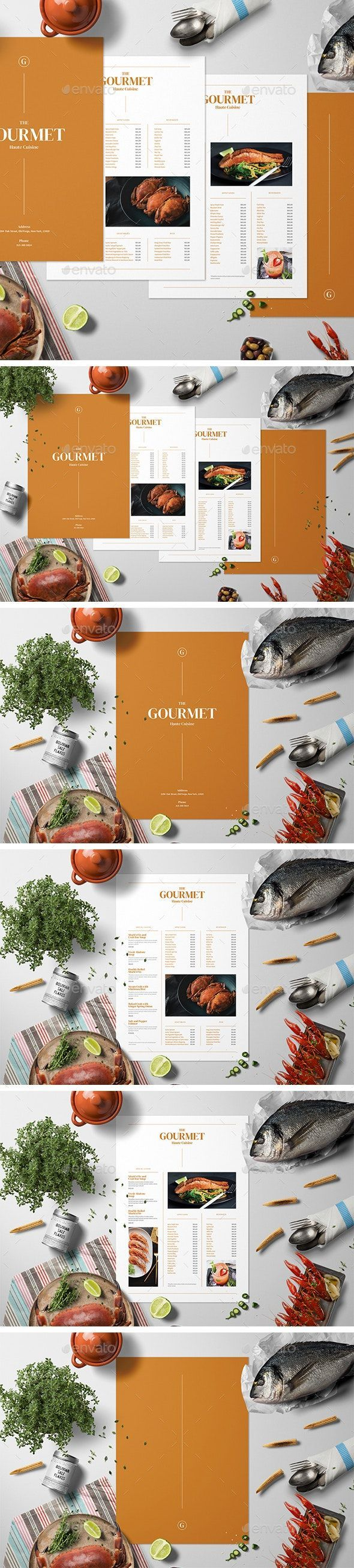 Restaurant Menu Food Menus Print Templates Free Restaurant