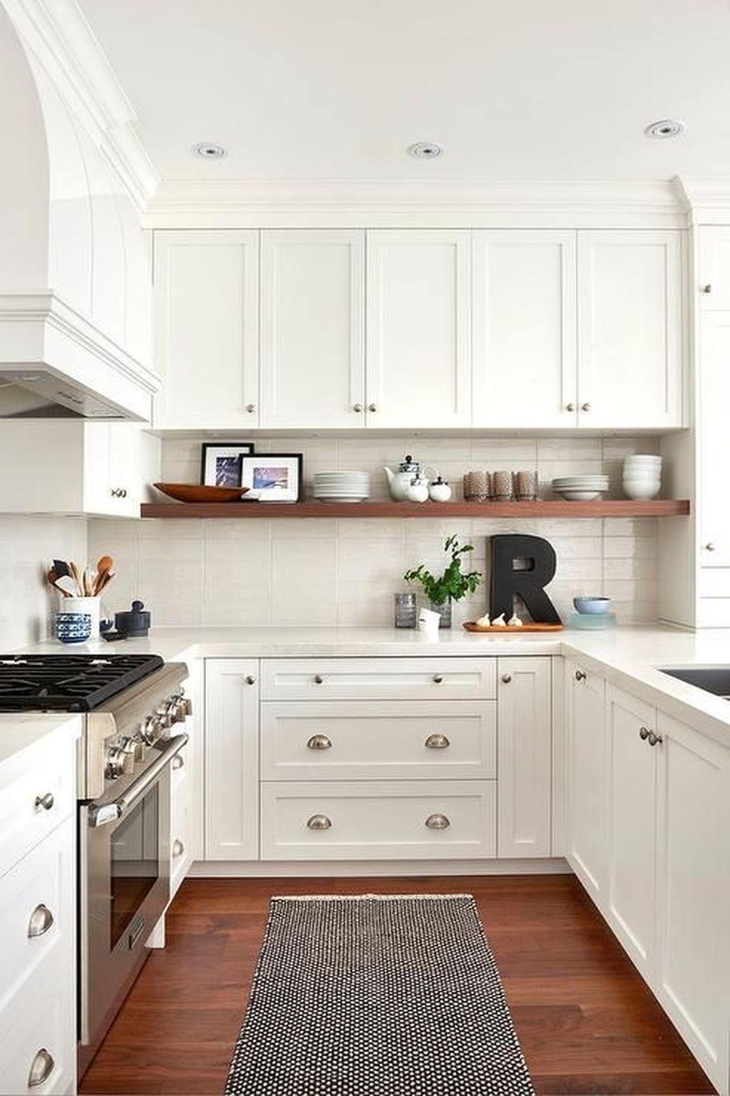 30 stylish u shaped kitchen remodel ideas in 2020 white shaker kitchen kitchen layout new on u kitchen ideas small id=27440