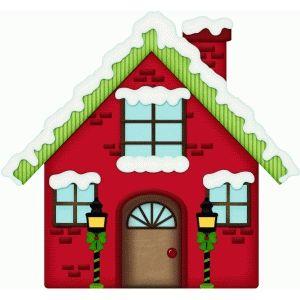 Silhouette Design Store - View Design #71618: santas house pnc