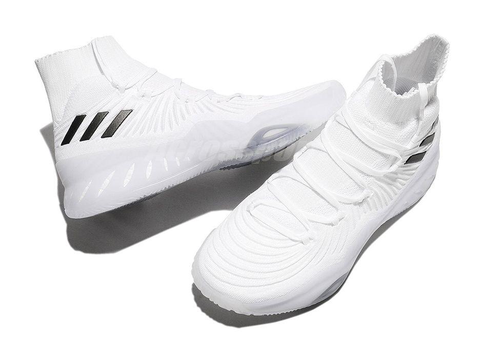 comprare a poco prezzo adidas white scarpe da basket > fino a off58% discountdiscounts