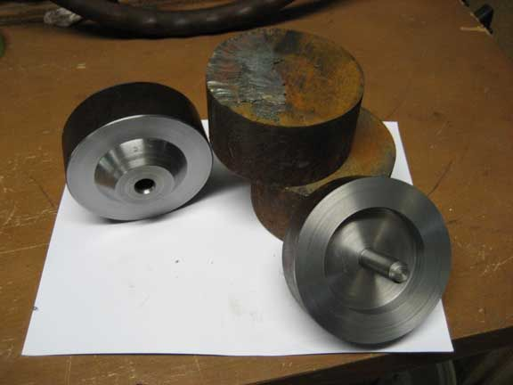 Tech Homemade Dimple Dies Flaring Holes Metal Bending Tools Sheet Metal Tools Metal Working Tools