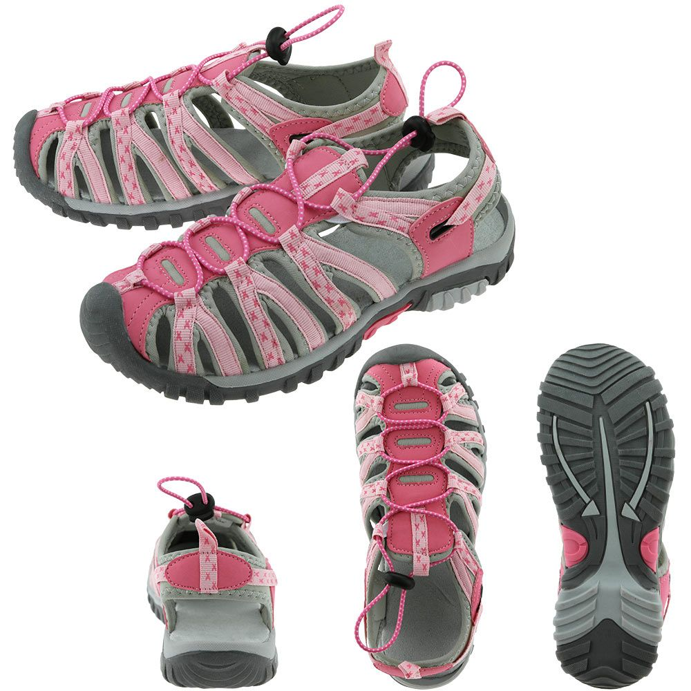 Path To Pink Sport Sandals My Style Sandals Sport