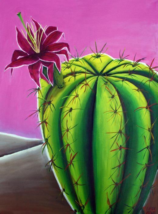 Cactus Art   Fine Art America