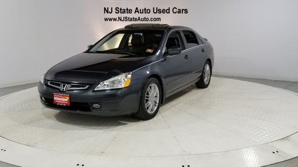 2004 Honda Accord Sedan EX Automatic V6 ULEV w/Leather/XM