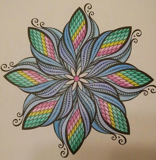 coloringbook  colorama flowers stained glass and more
