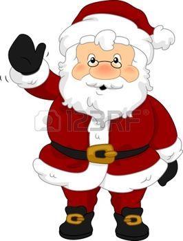 Santa Claus Cartoon Stock Photos Images Royalty Free Santa Claus Cartoon Images And Pictures Santa Cartoon Santa Pictures Cartoon Photo