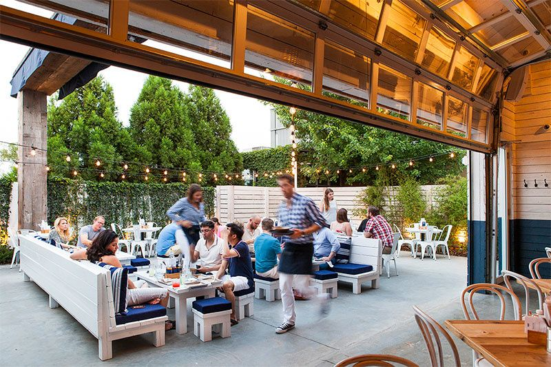 15 Atlanta Patios to Spend a Lovely Afternoon Restaurant