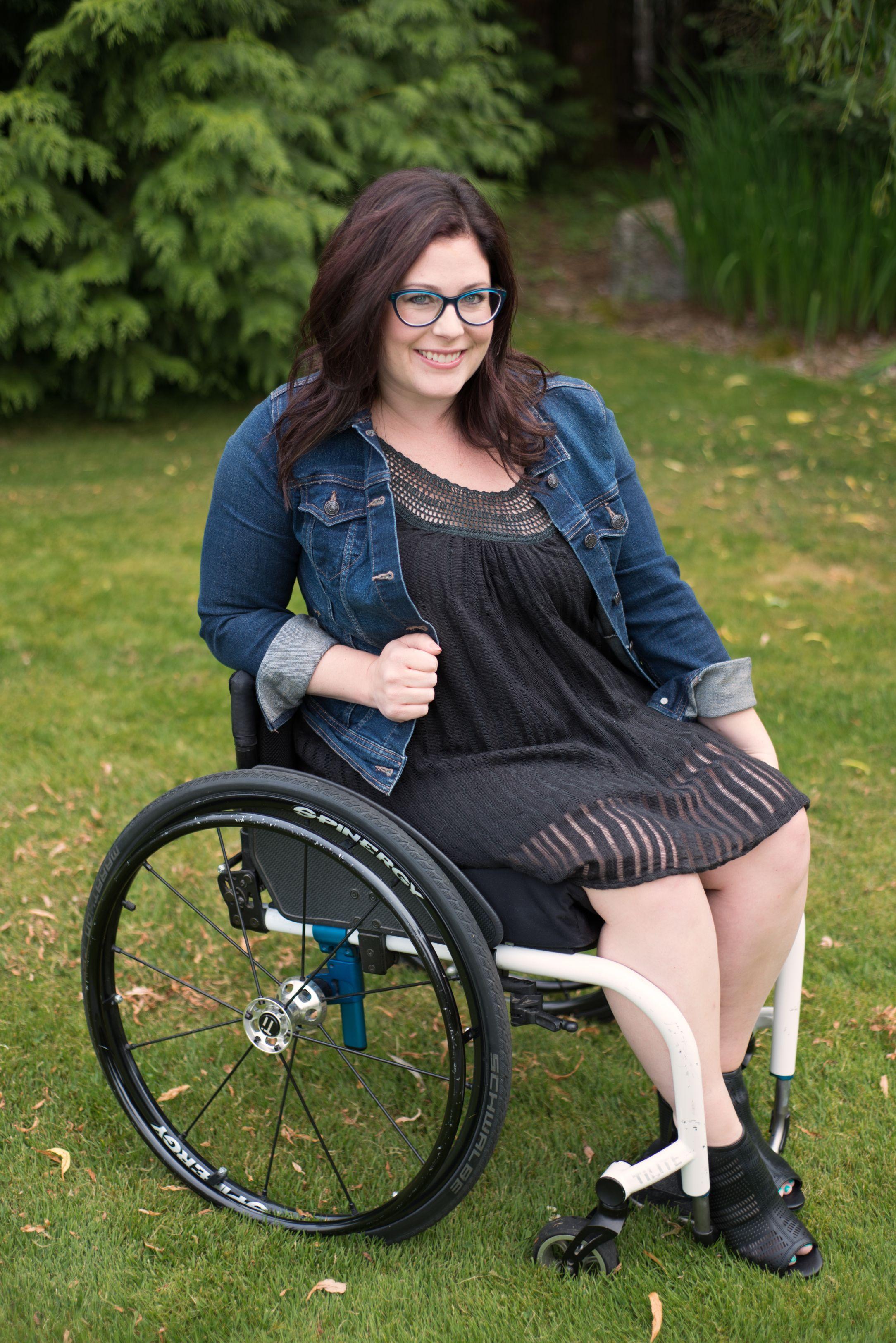Does This Wheelchair Make Me Look Fat  – Help Codi Heal Blog -