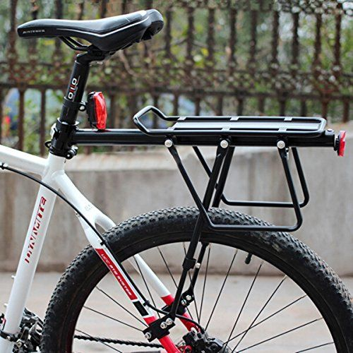 Bike Cargo Racks Lopez Disc Brake Bicycle Bike Alloy Rear Rack