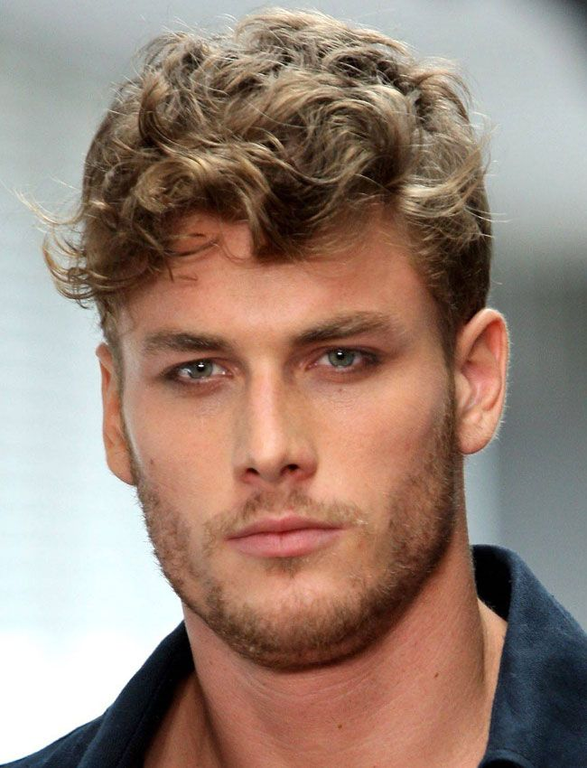 Short Length Curly Hairstyles For Men Men S Curly Hairstyles Curly Hair Men Boys Curly Haircuts