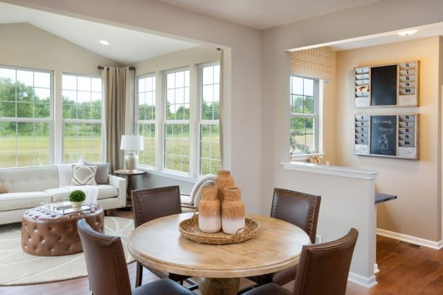 New Homes At Mill Valley North In