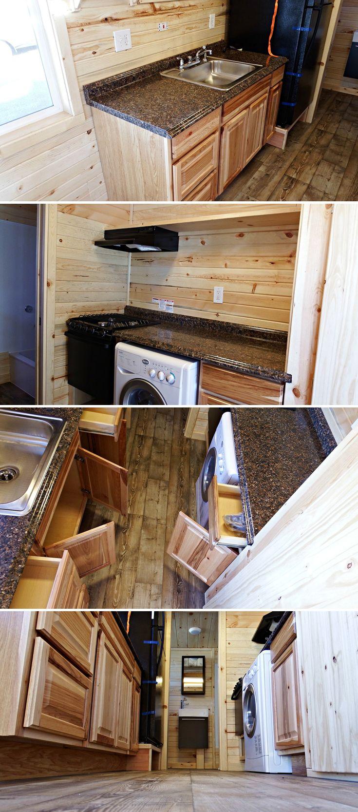Phoenix By Tiny Idahomes Tiny House Living Tiny House Kitchen