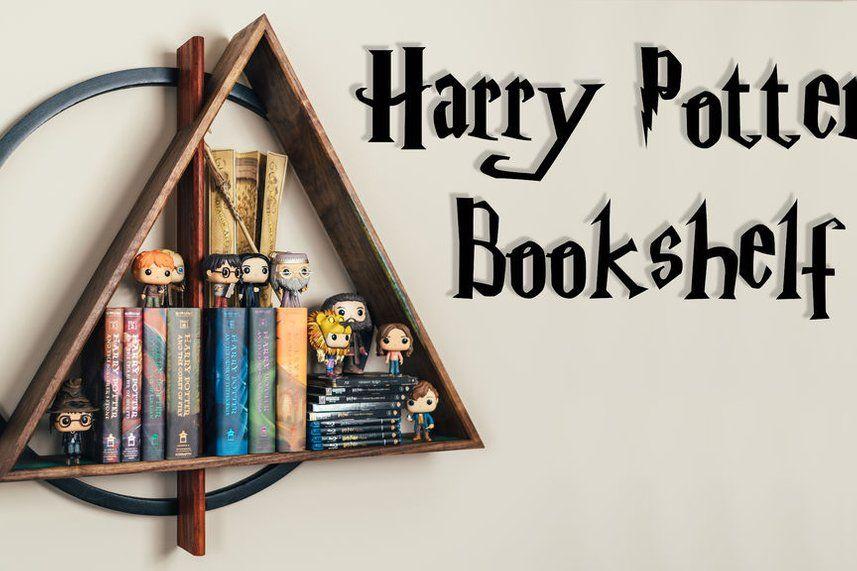 Harry Potter Schrank