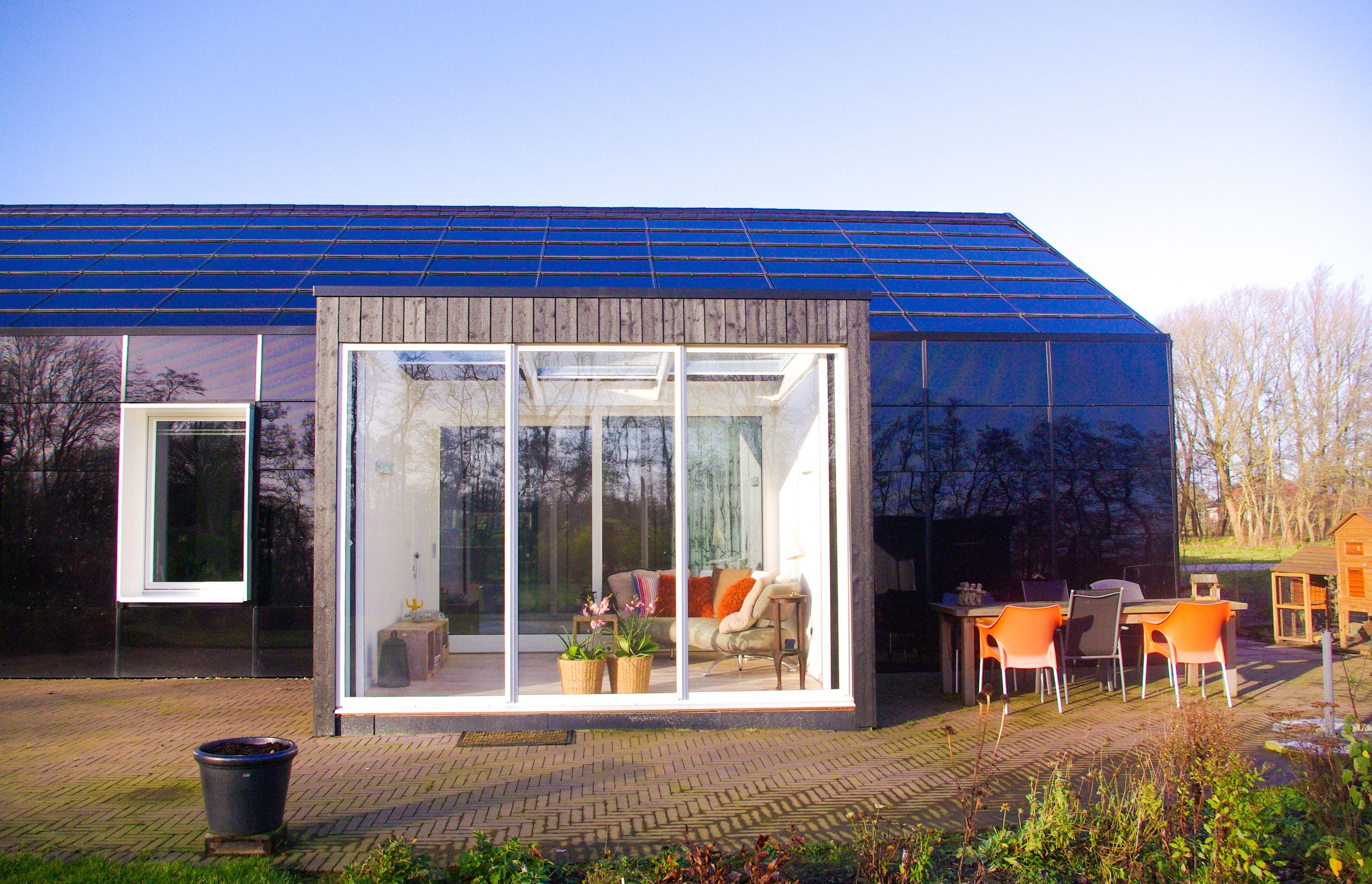 Uitbreiding Aan Huis : Mooie serre als uitbreiding van het huis architectuur