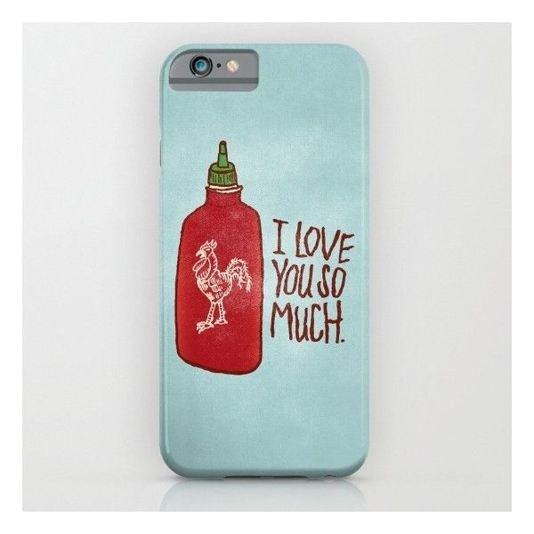 True Love iPhone 6s Case ($35) ❤ liked on Polyvore featuring accessories, tech accessories and iphone & ipod cases