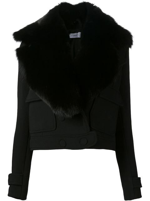Shop Altuzarra fox fur collar jacket in Hirshleifers from the world's best independent boutiques at farfetch.com. Shop 300 boutiques at one address.
