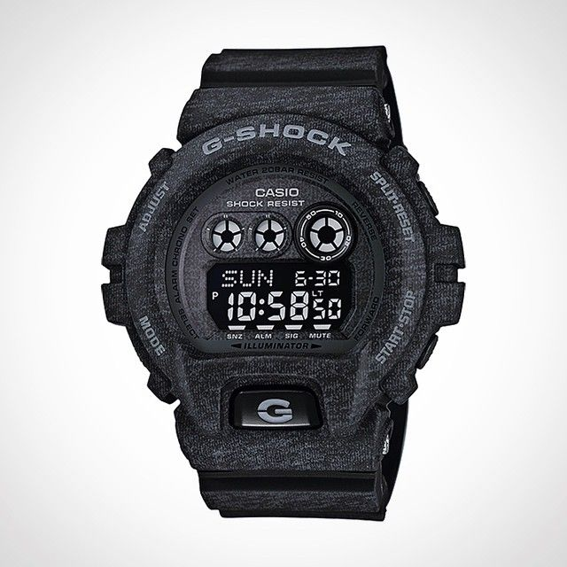955554c329377 It s almost like wearing a sweatshirt with Casio G-Shock s Heathered Color  Series. Do you like  More colors on freshnessmag.com  Padgram