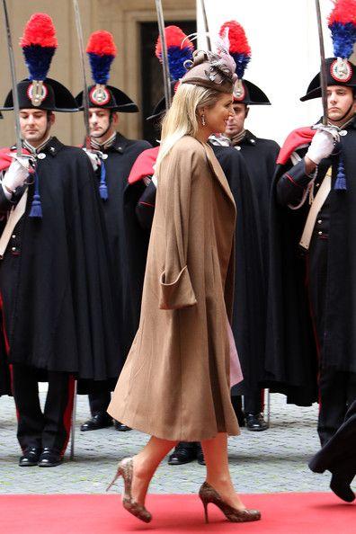 Queen Maxima Photos Photos King Willem Alexander And Queen Maxima
