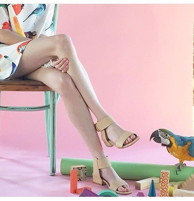 Can't wait to see the @arcoavenue spring/summer lookbook. Just look at this preview shot! #spring #summer #shoes #lookbook #scouted Reposted Via @tsgjackson