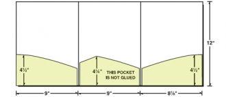 Tri Panel Presentation Folder W 3 Curved Pockets Custom Printed Presentation Folder Folder Mockup Presentation Folder Templates