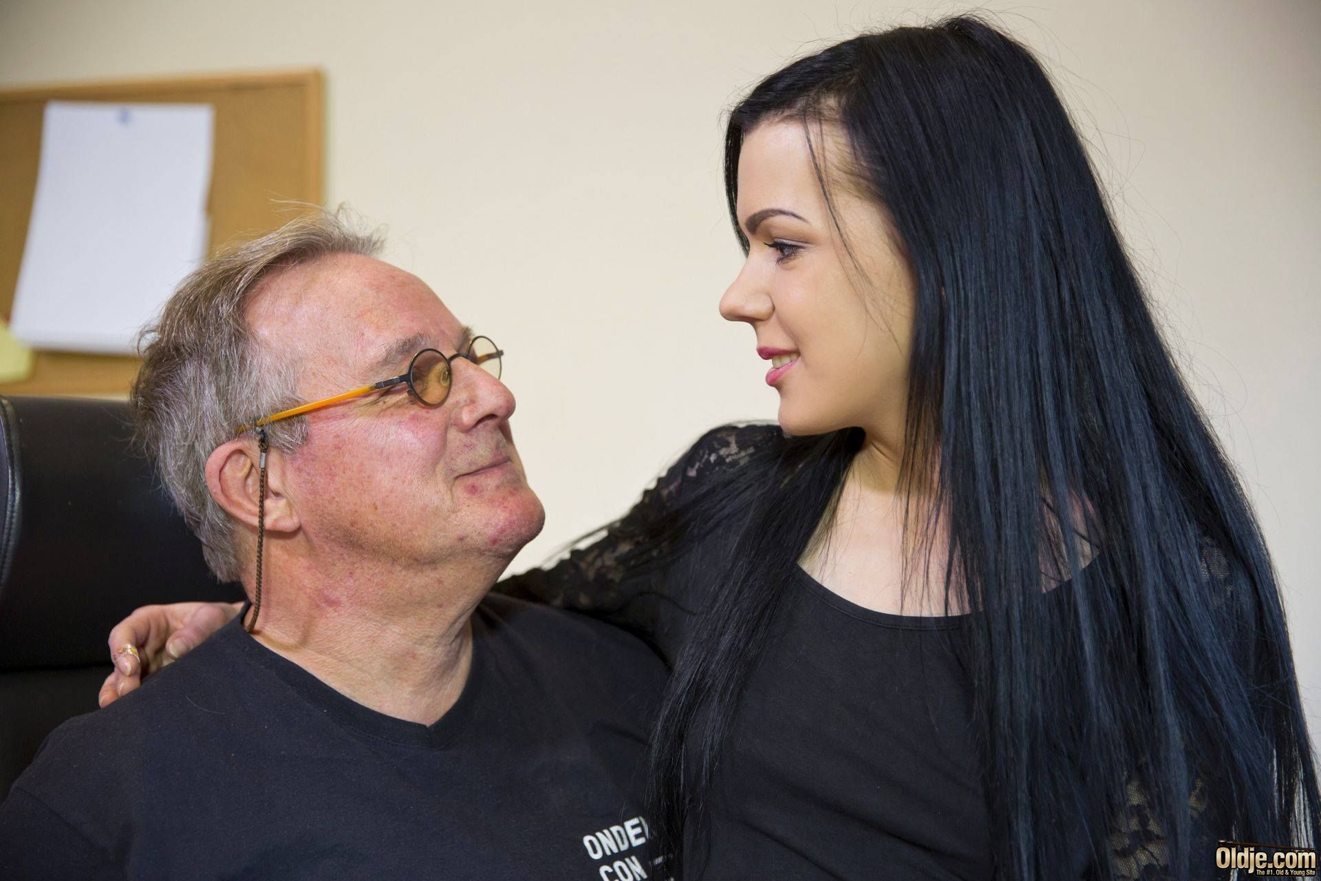 Young men seducing older women