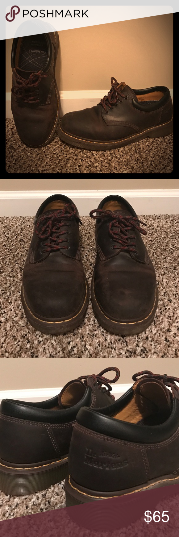 Mens Suede shoes size 10  used but in good condition