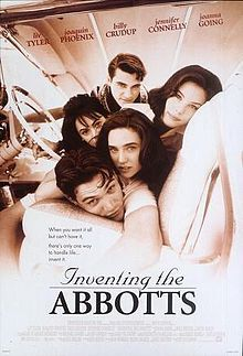 'Inventing the Abbotts', Jennifer Connelly, Liv Tyler - fabulous '50's fashions.