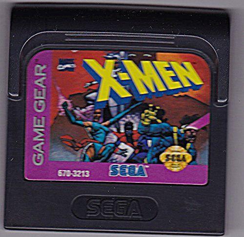 X-men Game Gear $0.99 #topseller