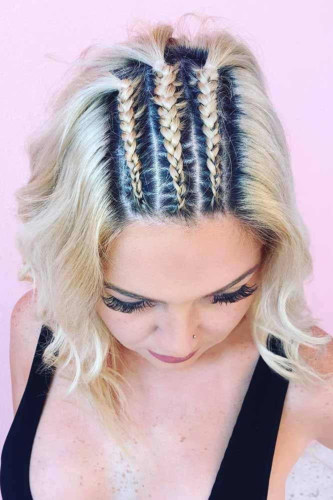 30 So Cute Easy Hairstyles for Short Hair (With images ...