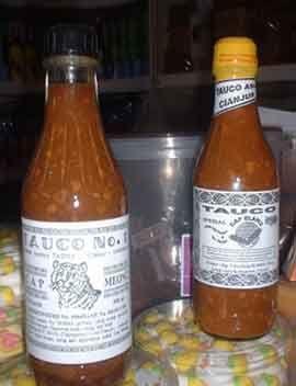 khas cianjur : tauco