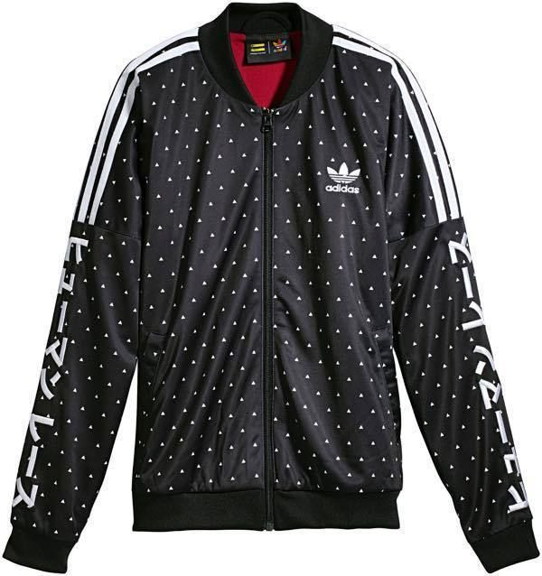 Adidas Originals Women's PW HU OVERS TT Zip Pharrell