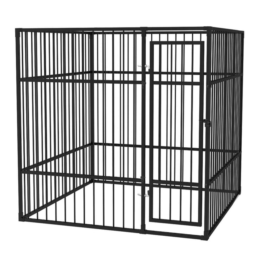 vidaXL Dog Crate 2x2x2 m