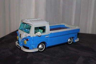 vw bulli lego lego lego fahrzeuge und lego technik. Black Bedroom Furniture Sets. Home Design Ideas
