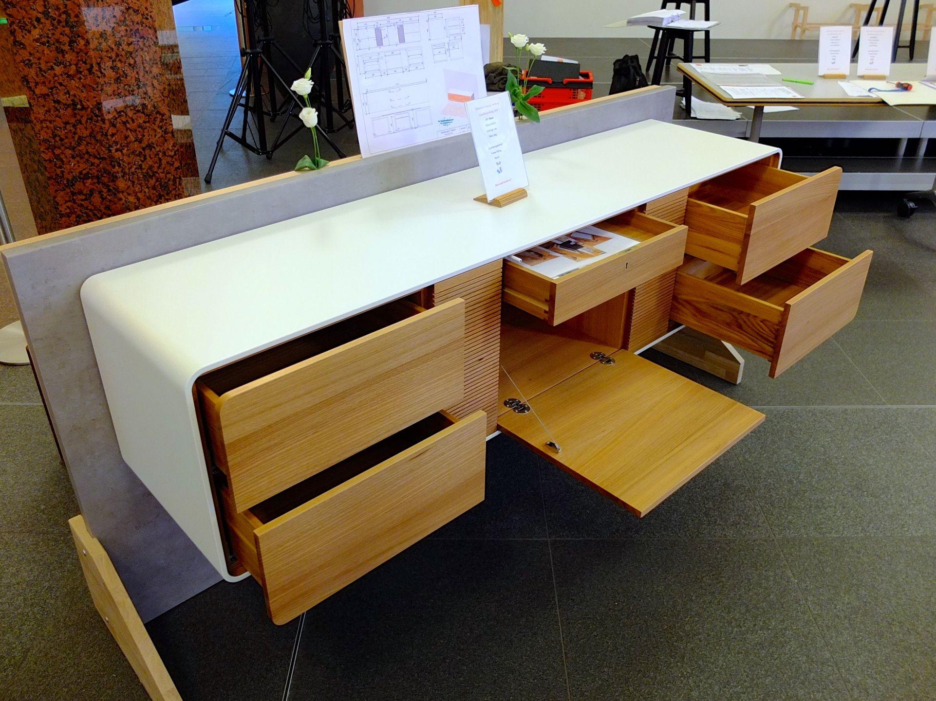 Credenza Sospesa Ikea : Sideboard runde ecken. con le sue linee essenziali e colori neutri