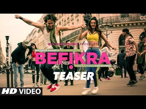 Befikra Lyrics - Tiger Shroff   Disha Patani   Meet Bros